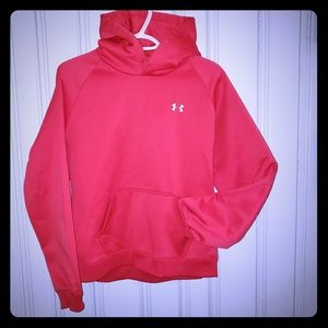 Womens Under Armour Hooded Sweater